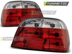BMW E38 06.94-07.01 RED WHITE