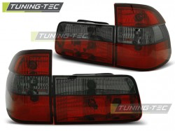 BMW E39 09.95-08.00 TOURING RED SMOKE