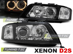 AUDI A6 06.01-05.04 ANGEL EYES BLACK XENON