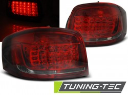 AUDI A3 08-12 RED SMOKE LED