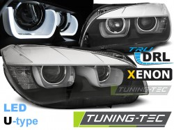 BMW X1 E84 08.12-01.14 TUBE LIGHT BLACK XENON