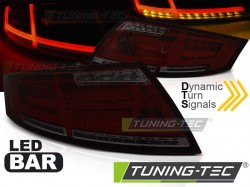 AUDI TT 04.06-02.14 RED SMOKE LED BAR