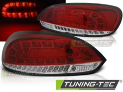 VW SCIROCCO III 08-04.14 RED WHITE LED