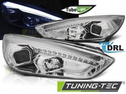FORD FOCUS MK3 15- CHROME DRL LED